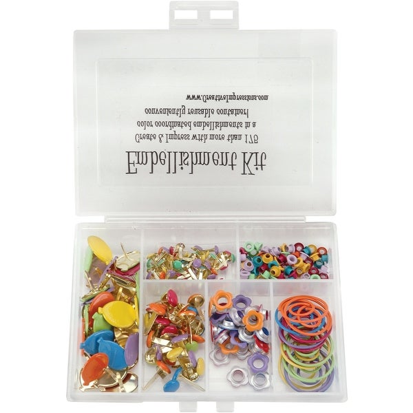 Embellishment Kits-Tropical