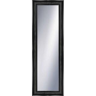 PTM Images 5-1299 54-3/4 Inch x 18-3/4 Inch Rectangular Framed Mirror