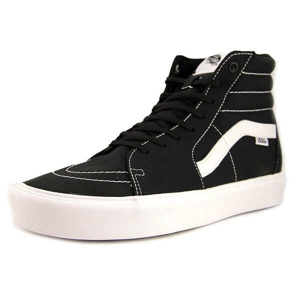 5cfad44d1f Shop Vans SK8-Hi Lite Men Round Toe Canvas Skate Shoe - Free ...