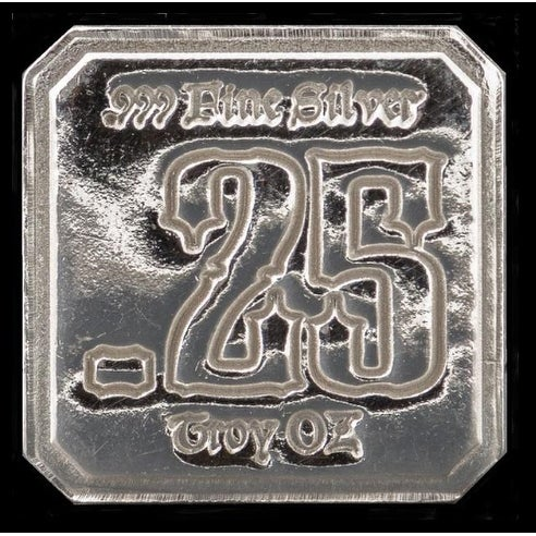 1/4 Troy oz Fine Silver Bullion 40 Pack - Pyromet