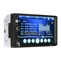 7 inch HD 2 DIN Car Stereo MP3 MP5 Player Bluetooth Touch Radio USB/TF/FM