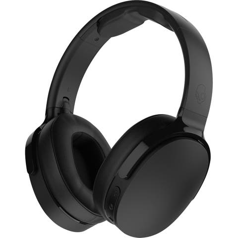 Skullcandy Hesh 3 Bluetooth Wireless Over-Ear Headphones with Microphone, Rapid Charge 22-Hour Battery, Foldable,