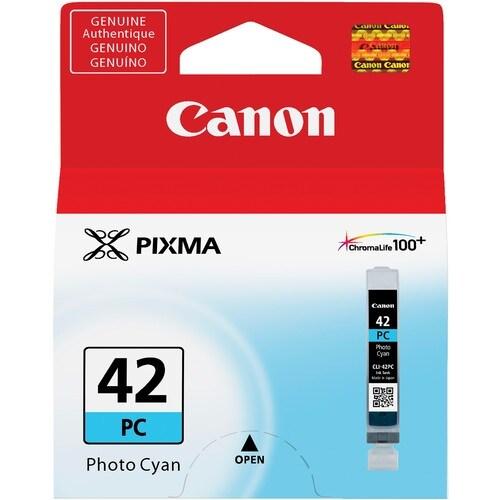 """Canon CLI-42 Ink Tank - Photo Cyan CLI-42 Ink Tank - Photo Cyan"""