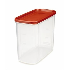 Rubbermaid 1776472 Dry Food Storage, 16 Cup, Clear Base