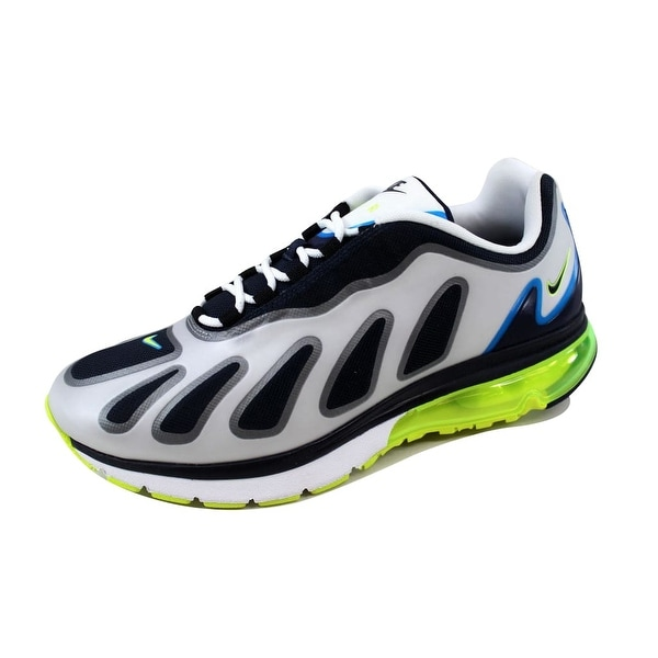 Nike Men's Air Max 96+ Evolve Cool Grey/White-Vivid Pink 525223-117 Size 11