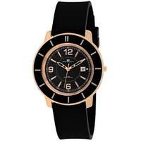 Oceanaut Women's Satin OC0813 Black Dial watch