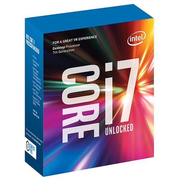 Intel Bx80677i77700k 7Th Gen Core I7-7700K 4.2 Ghz Quad-Core Lga 1151 Processor