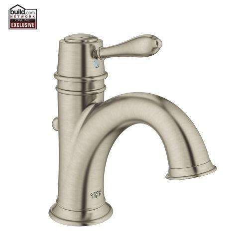 Shop Grohe 23 399 Fairborn Single Hole Bathroom Faucet With Silkmove