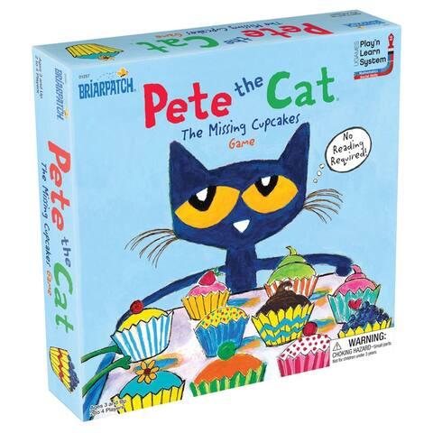 (2 Ea) Pete The Cat Missing Cupcake Game