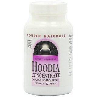 SOURCE NATURALS - Hoodia Mega Potency 250 mg 120 Tablet 120 TABLET