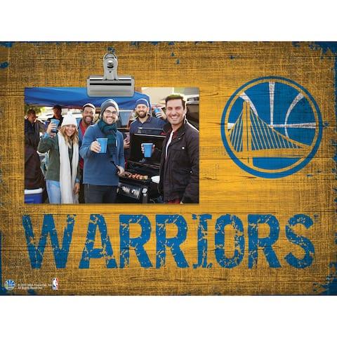 Golden State Warriors Clip Frame