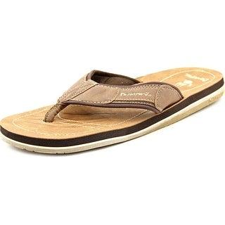 Bearpaw Heath Open Toe Synthetic Flip Flop Sandal