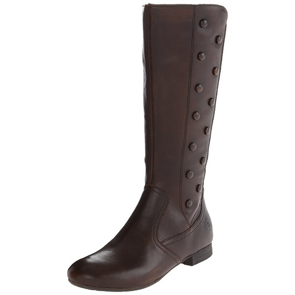 551bcefad8a Shop Born Womens Martika Leather Round Toe Mid-Calf Fashion Boots ...