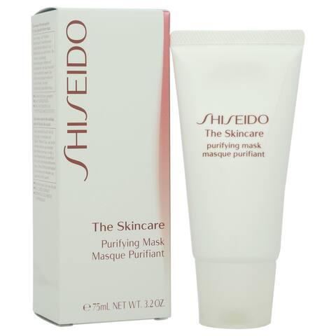 The Skincare Purifying Mask By Shiseido For Unisex - 75 Ml Purifying Mask