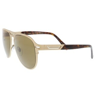 Bulgari BV5043TK 203983 Gold Aviator Sunglasses - no size