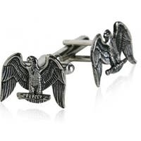 Eagle Patriotic American United States  Cufflinks In Silver