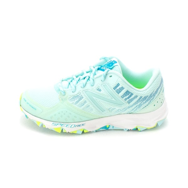 New Balance Womens wt690ro2 Low Top Lace Up Running Sneaker - 5.5