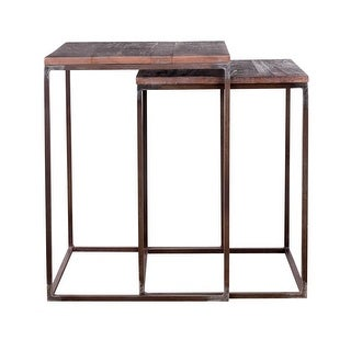 Link to Kenai Nesting Tables - 23 X 17 X 17 Similar Items in Living Room Furniture