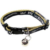 MLB Milwaukee Brewers Cat Collar