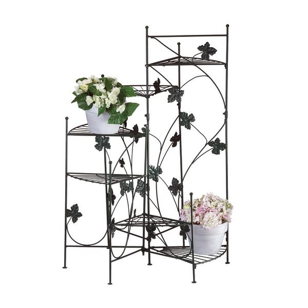 Home Ivy Staircase Plant Stand