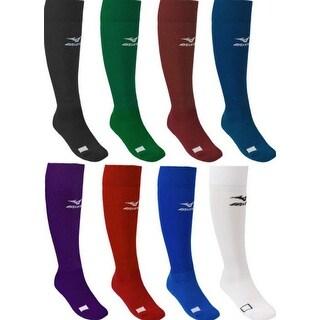 Mizuno Performance G2 Sport Sock Knee High Vollyball Lacrosse Softball 370143