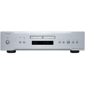 Teac CD-2000  Silver  CD / SACD  Player