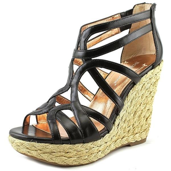 BCBGeneration Makala Women  Open Toe Synthetic  Wedge Sandal