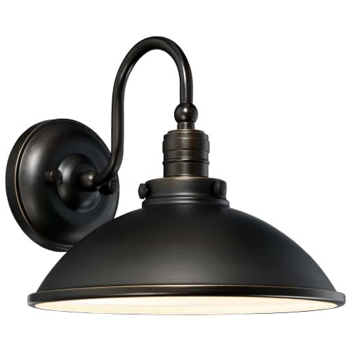 The Great Outdoors 71169-143C-L 1 Light LED Outdoor Wall Sconce from the Baytree Lane LED Collection