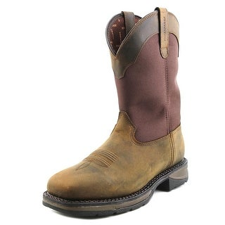 Durango DWDB040 Men W Square Toe Leather Brown Western Boot