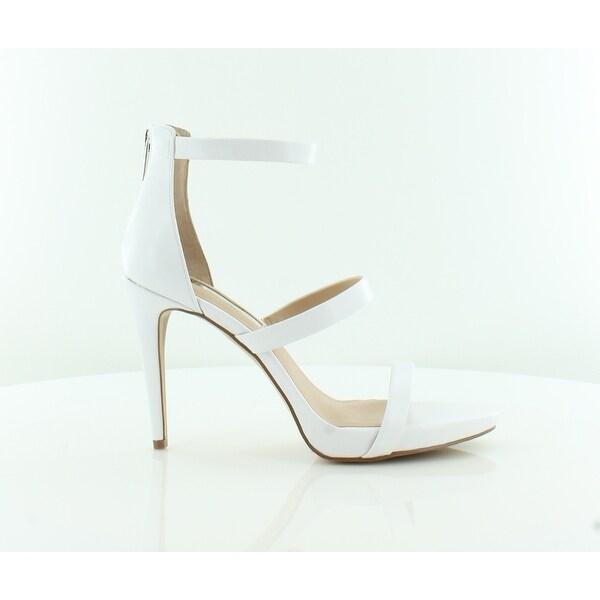 INC International Concepts Sadiee Women's Heels White - 8