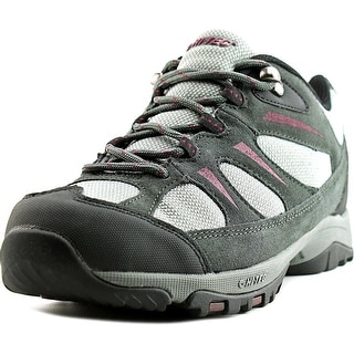 Hi-Tec Trail II Round Toe Suede Hiking Shoe