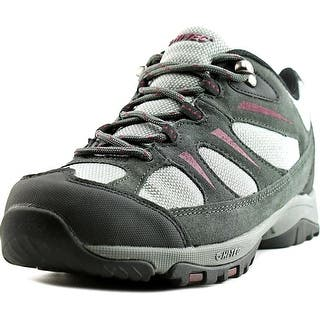 Hi-Tec Trail II Round Toe Suede Hiking Shoe|https://ak1.ostkcdn.com/images/products/is/images/direct/936caa4ddb7c8ab034bbf9eac89a186767da8c7c/Hi-Tec-Trail-II-Men-Round-Toe-Suede-Gray-Hiking-Shoe.jpg?impolicy=medium