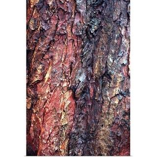 """Tree bark"" Poster Print"