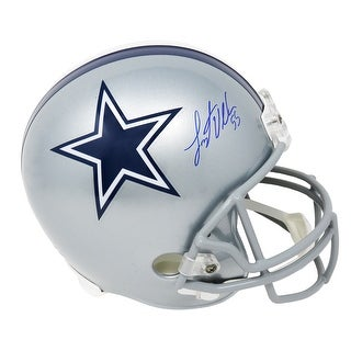 Leighton Vander Esch Dallas Cowboys Riddell Full Size Replica Helmet