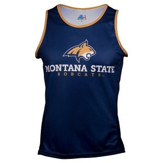 Adrenaline Promotions Montana State University Bobcat Run/Tri Singlet - montana state university bobcat