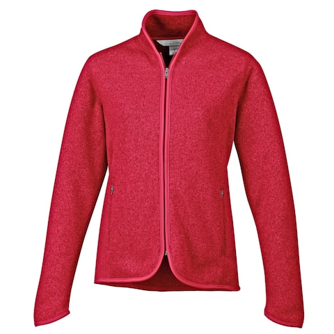 "Tri-Mountain Plus Ladies ""Ella"" Fleece Jacket"
