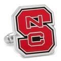 North Carolina State Wolfpack Cufflinks - Thumbnail 0