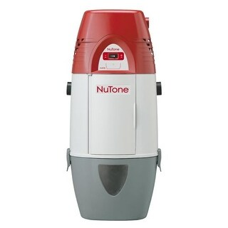 NuTone VX1000C VX Series 1040 Watt Cyclonic Central Vacuum Power Unit with Internal Sound Supression System