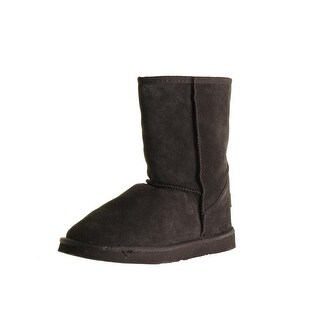 Ukala Womens Sydney Casual Boots Suede Ankle