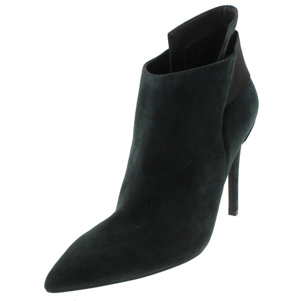 982aa7f5102 Shop Guess Womens Oliva Ankle Boots Suede Pointed Toe - Free ...