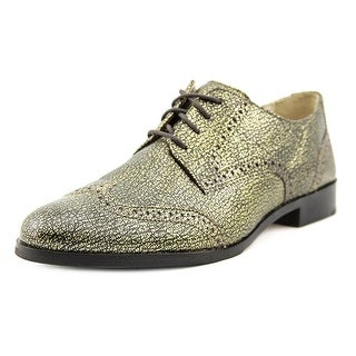 Cole Haan Jagger Wingtip Oxford Wingtip Toe Leather Oxford