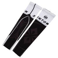 XINTOWN Authorized Sports Golf Elbow Brace Wrap Sun Arm Sleeves Support M Pair
