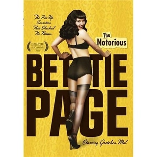 Notorious Bettie Page, The DVD Movie 2006