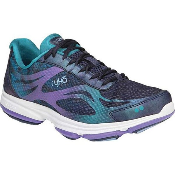 6333e0682631 Shop Ryka Women s Devotion Plus 2 Walking Shoe Blue - On Sale - Free ...