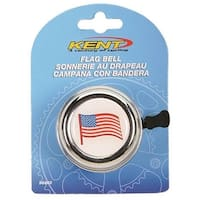 Kent 67104 American Flag Bell