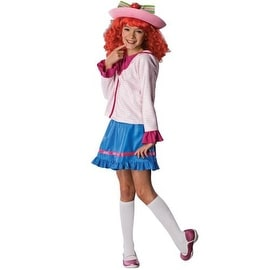 Strawberry Shortcake Child Costume Size 4-6