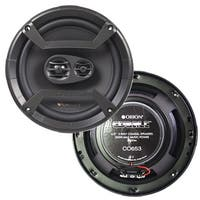 "Orion CO653 6.5"" 3-Way Cobalt Series Car Audio Speakers - Pair"