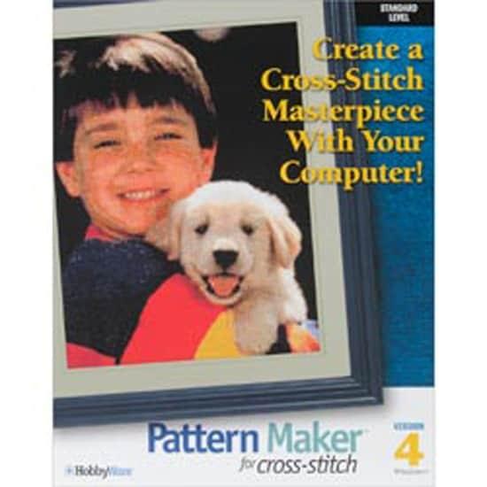 Standard Version - Pattern Maker Cross Stitch Software 4 0
