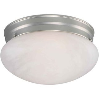 Forte Lighting 6203-02 Functional Flushmount Ceiling Fixture
