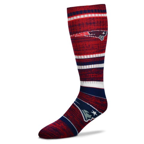 New England Patriots Going to the Game Socks